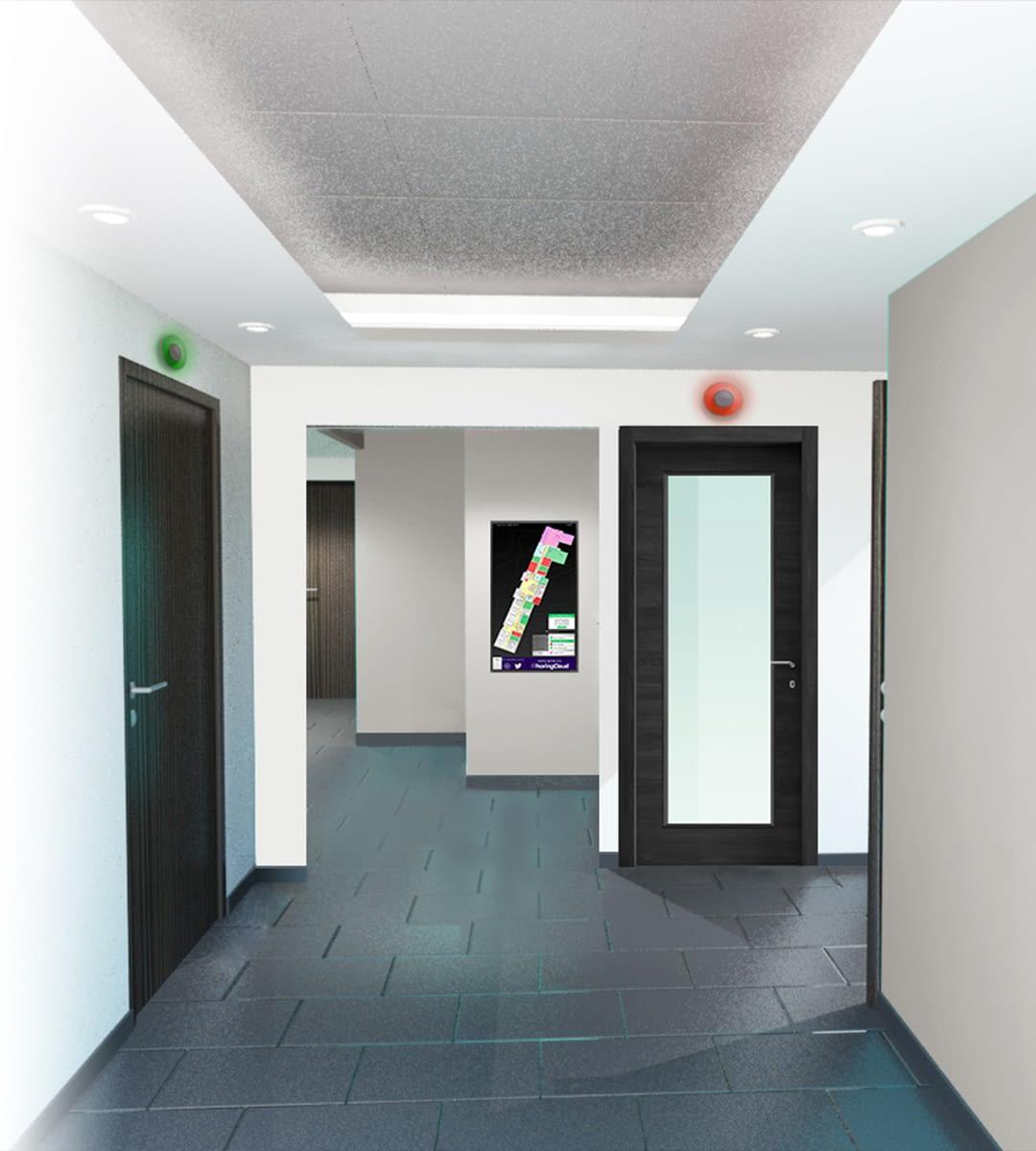 Services aux occupants - Services de design d'intérieur