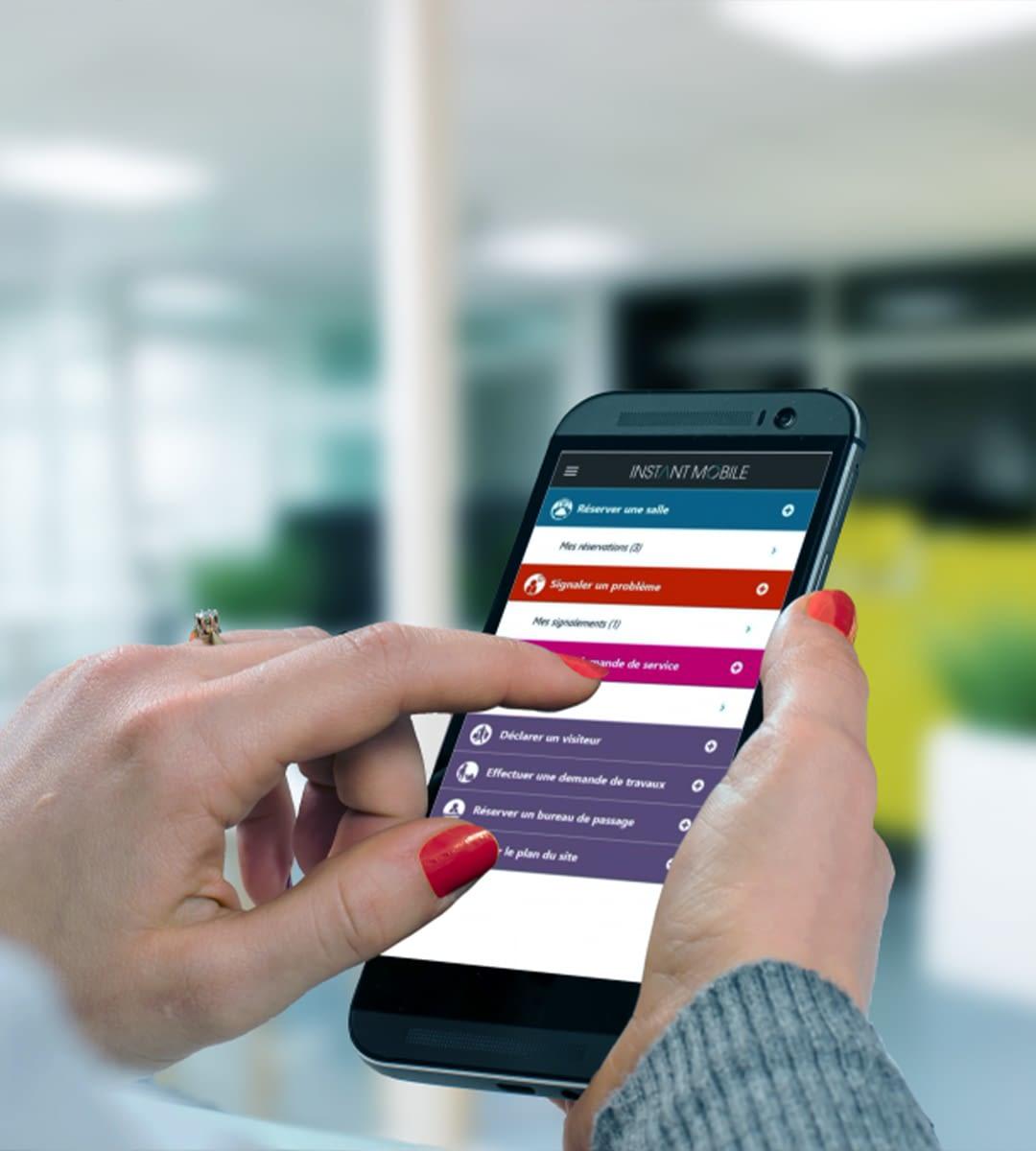 Téléphone intelligent - Android