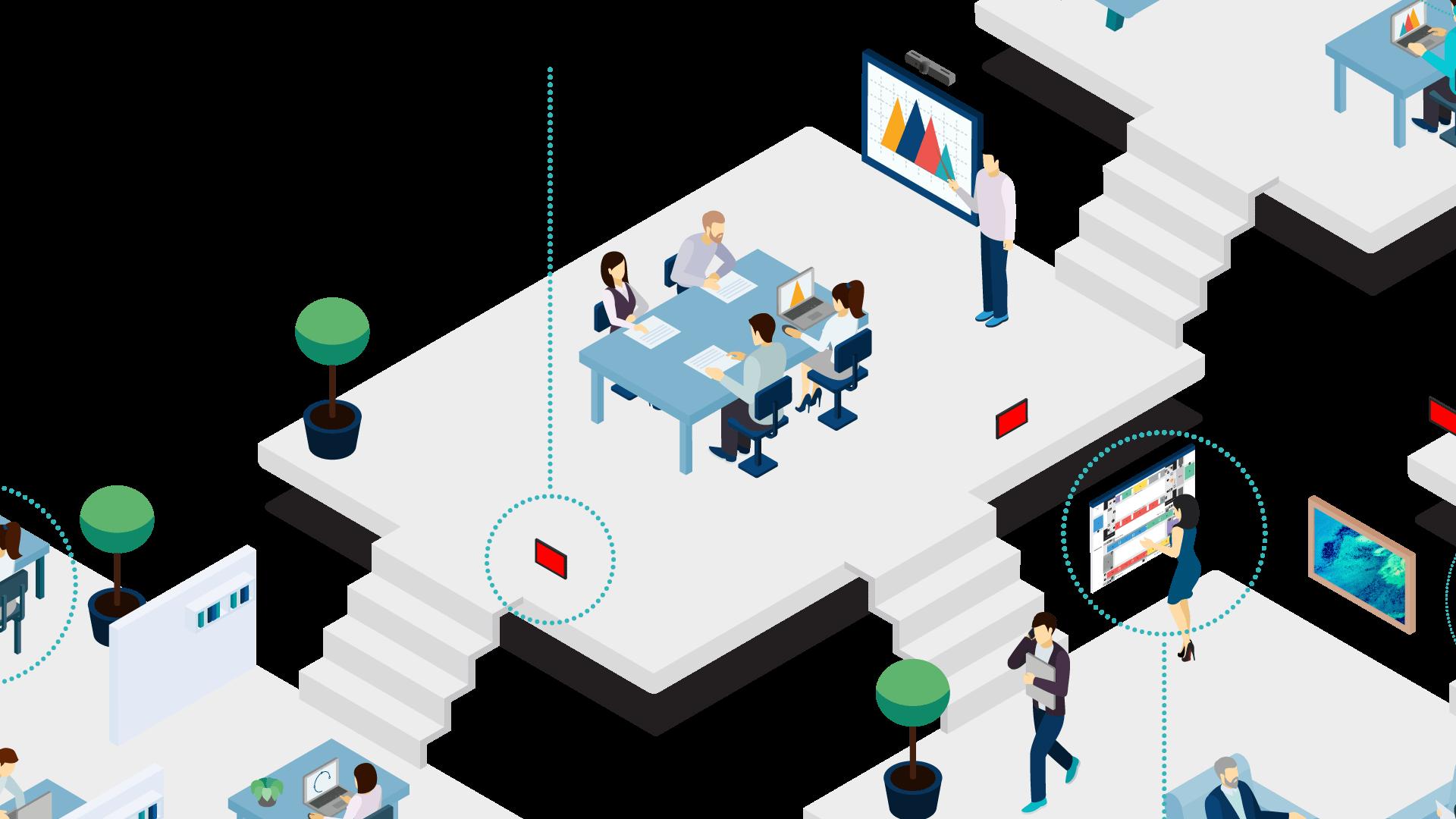 Votre salle de réunion sur mesure