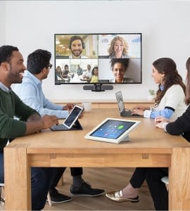 Usages et expérience utilisateur en réunion