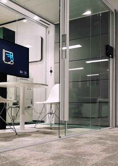 intégration audiovisuelle teams room system