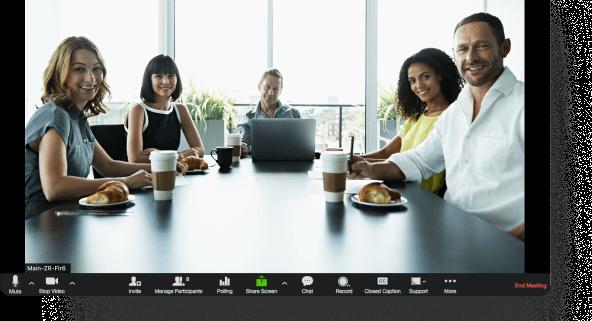 Simplifiez votre communication en entreprise avec Zoom