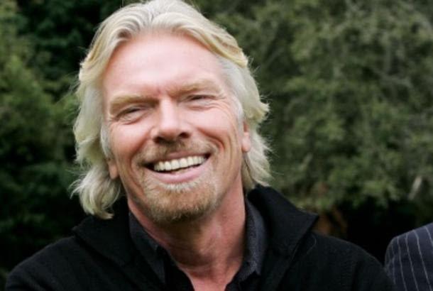 Richard Branson, le touche-à-tout