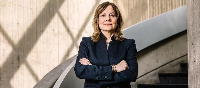 Mary Barra, une femme à la tête de General Motors