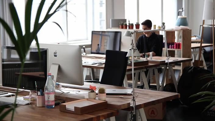 Et vous, il ressemble à quoi votre espace de travail ?