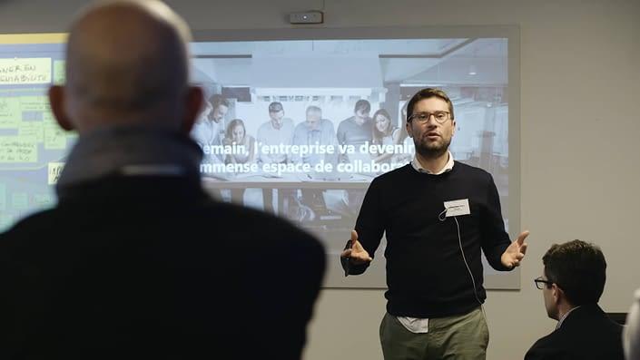 formation et événement sur la smart workplace