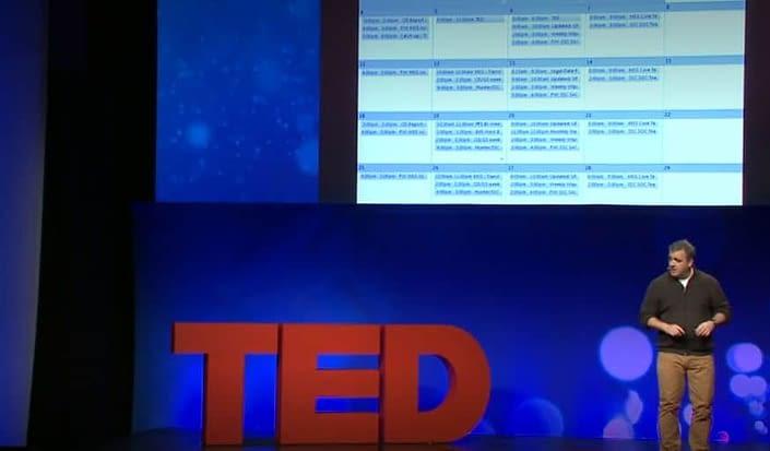 TED Talks de David Grady