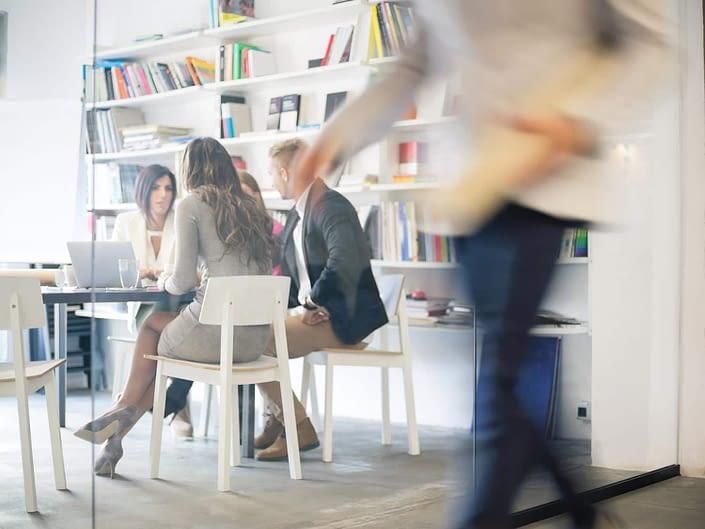 Salle de réunion digitale