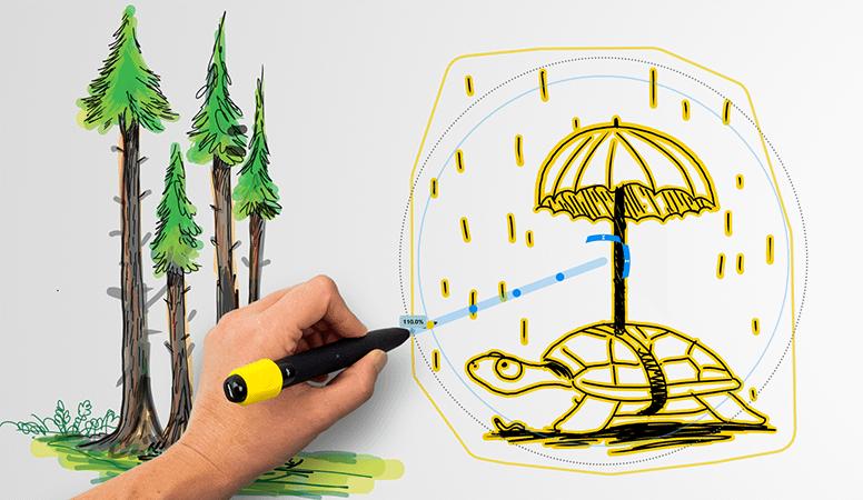 Vectorisez vos dessins