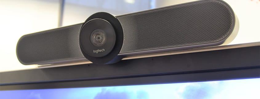 Test et avis Caméra Logiteh meetup entreprise par wipple
