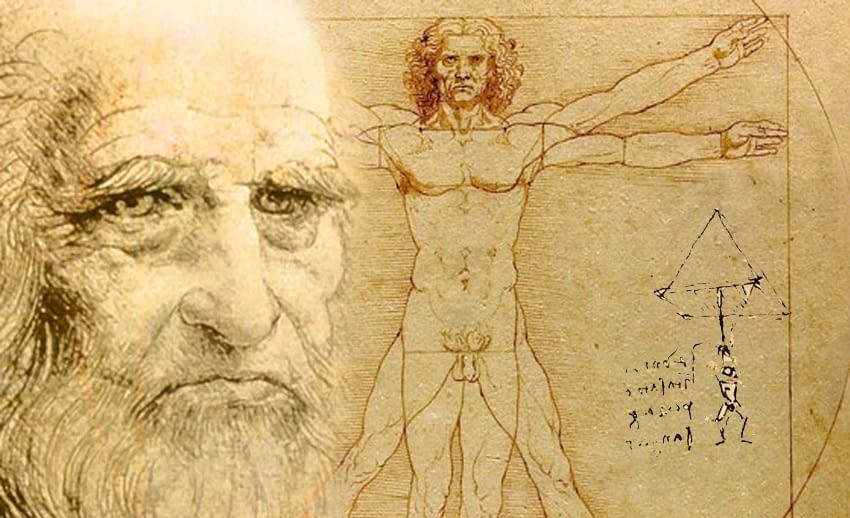 Léonard de Vinci, le génie à l'état pur